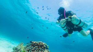 Phuket PADI Self Reliant SSI Independent Diver