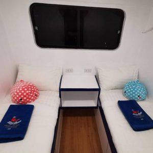 MV Whale Similan liveaboard sukellussafari INTO Dive center