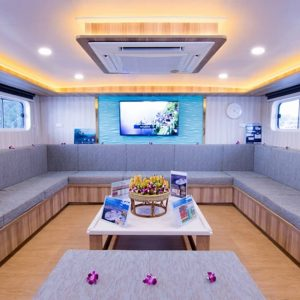 Phuket luxus liveaboard